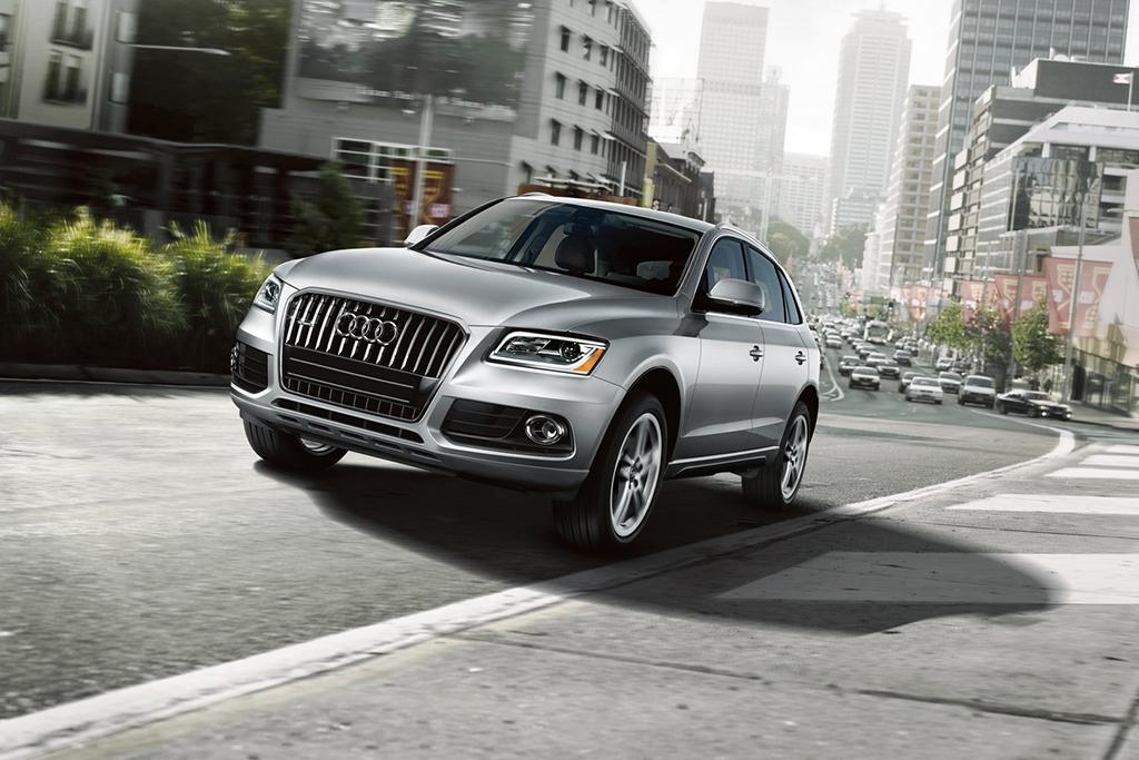 Audi To Debut Redesigned Q5 In 2016