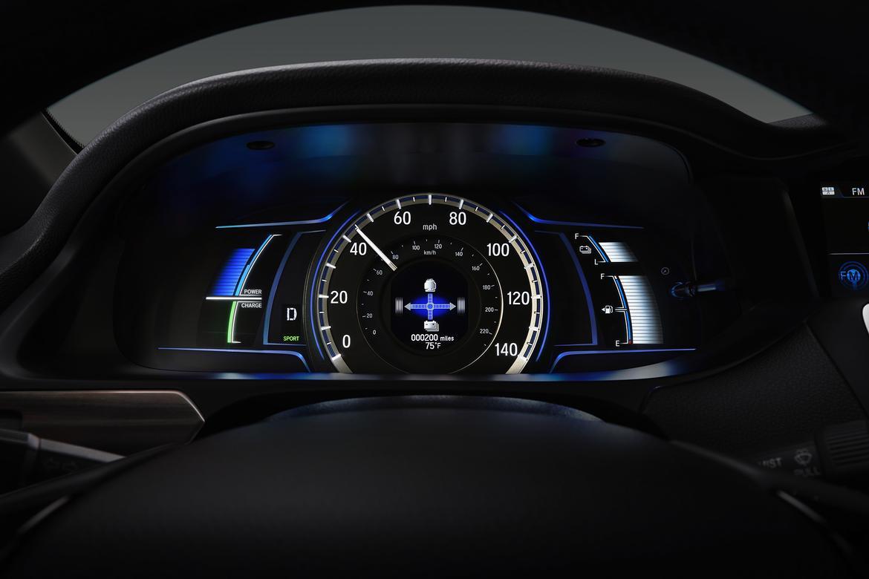 2017 Honda Accord Hybrid: Real-World Mileage | News | Cars.com