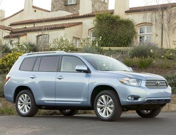Our View 2008 Toyota Highlander Hybrid