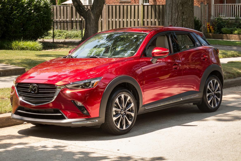 01 Mazda Cx 3 2019 Angle Exterior