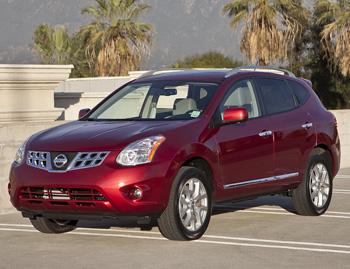 2012 nissan rogue our review. Black Bedroom Furniture Sets. Home Design Ideas