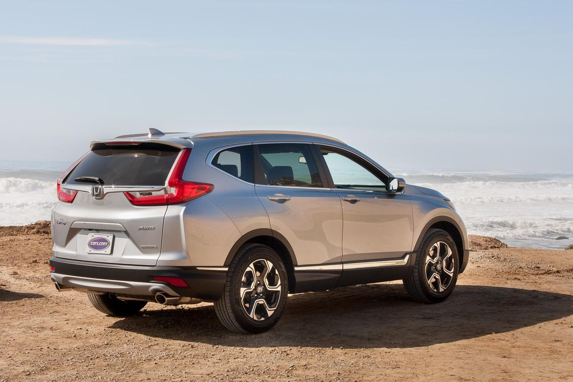 Which 2017 Honda CRV Trim Should I Buy  News  Carscom