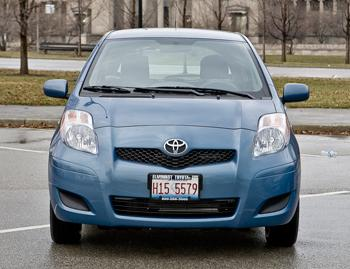 2010 toyota yaris our review. Black Bedroom Furniture Sets. Home Design Ideas