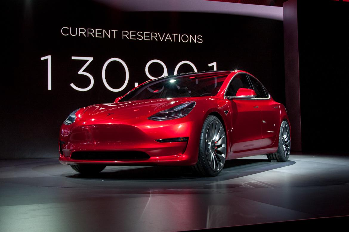 Tesla Model 3 Wows With $35,000 Price Tag | News | Cars.com