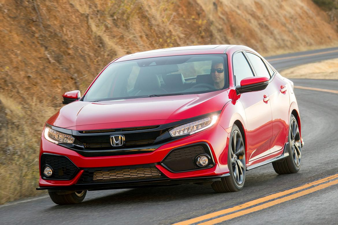 2018 Honda Civic Hatchback On Sale Now | News | Cars.com