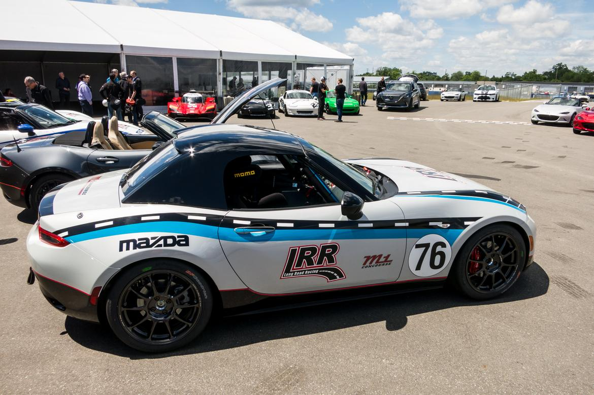 Long Road Racing \'Ultimate MX-5\' Mazda Miata: Track-Tested | News ...
