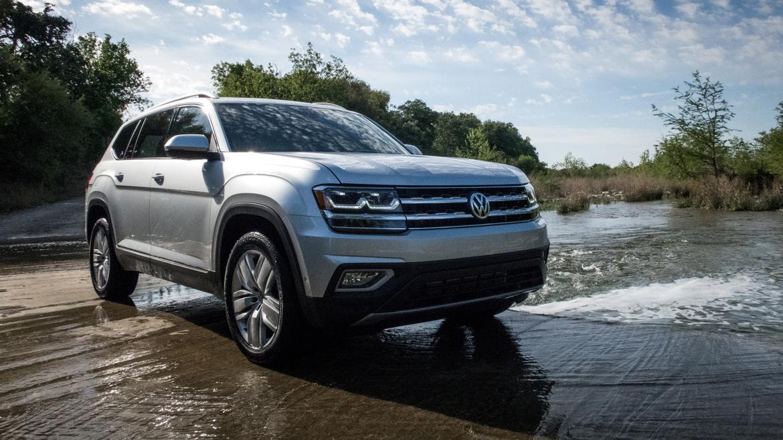 2018 Volkswagen Atlas Review: First Drive | News | Cars.com