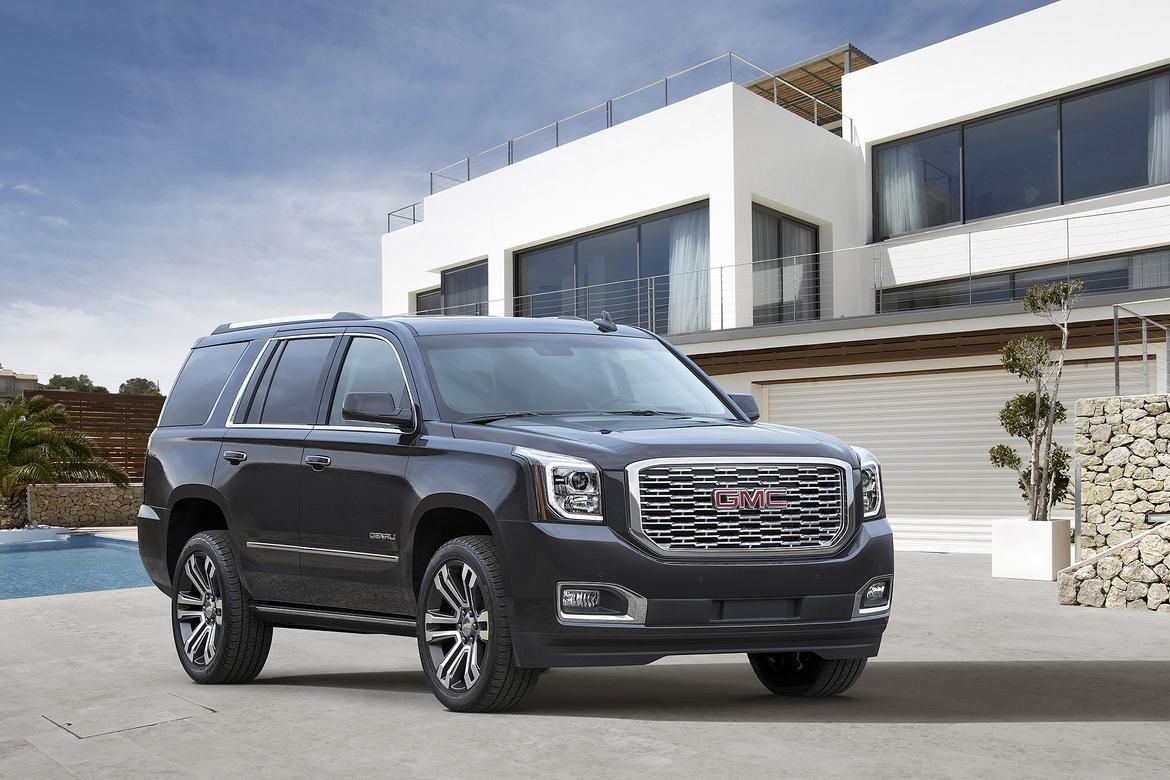 page trucks video denali new gmc exterior yukon suvs and vehicles product luxury