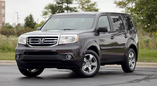 Image Result For Honda Pilot Changesa