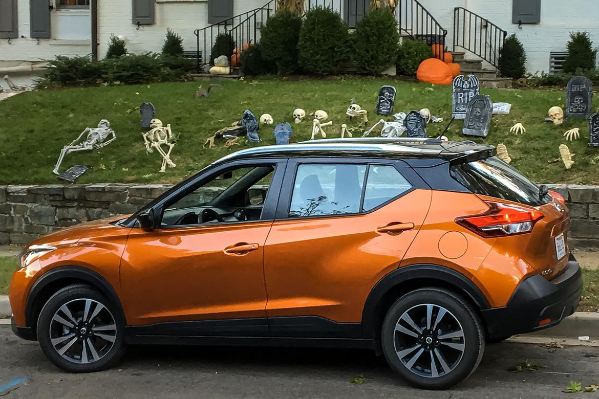 5 Ways the 2018 Nissan Kicks Is Kick-Ass in the City ...