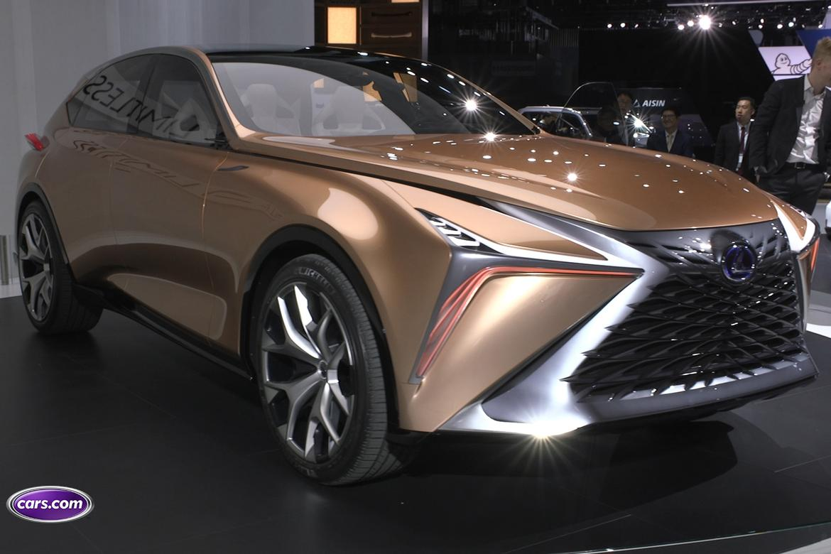 lexus lf 1 limitless concept video review sharper edge engines. Black Bedroom Furniture Sets. Home Design Ideas