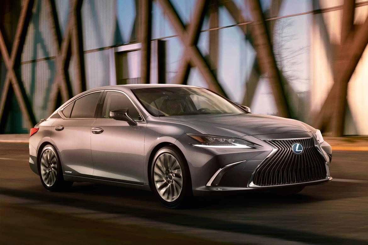 2019 lexus is sedan 2019 Lexus ES: I'm Not a Grille, Not Yet a Sedan | News | Cars.com 2019 lexus is sedan