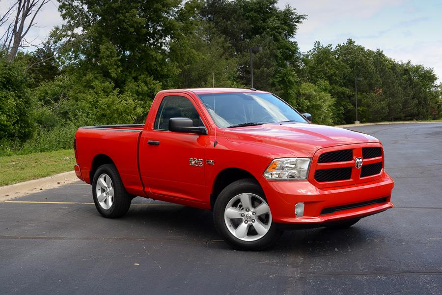 2014 ram 1500 our review. Black Bedroom Furniture Sets. Home Design Ideas