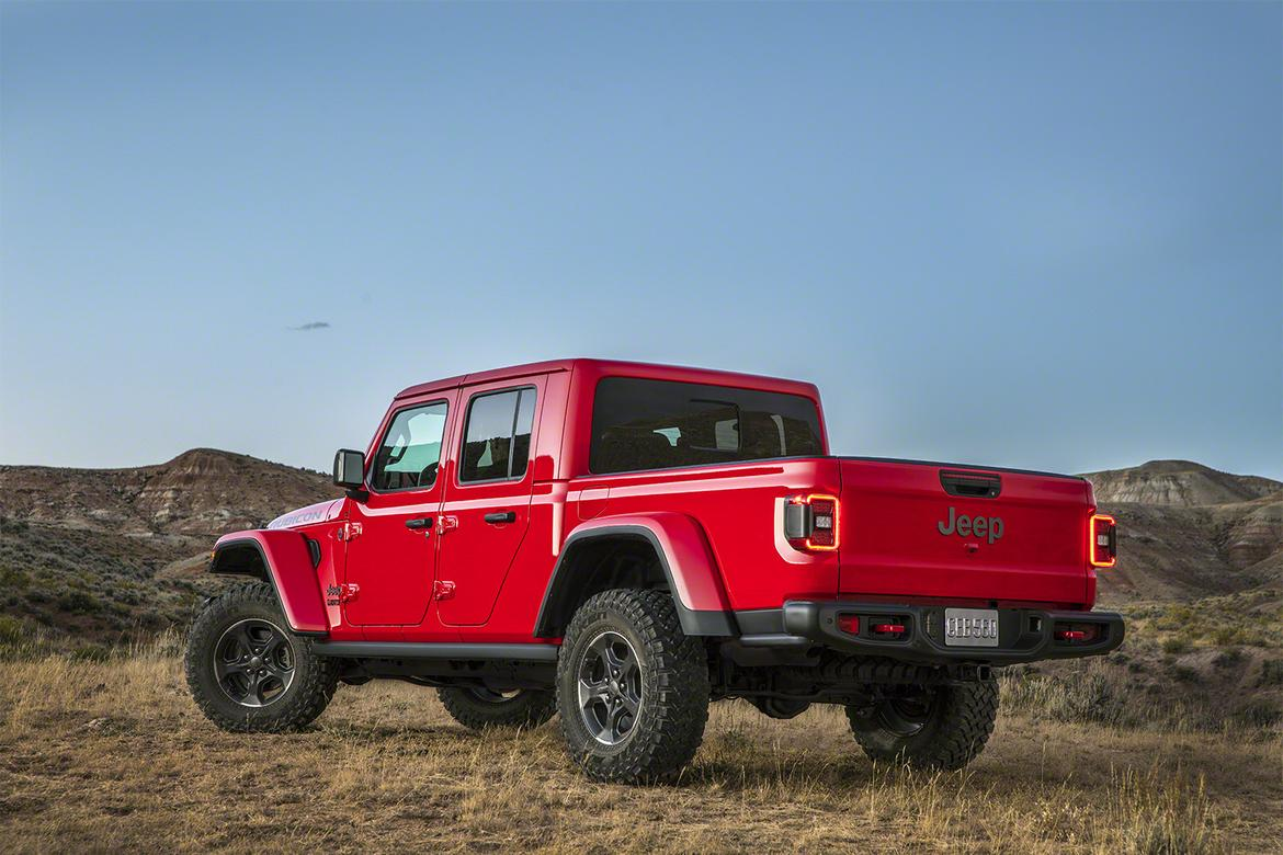 2020 Jeep Gladiator: More Than a Wrangler Pickup | News ...