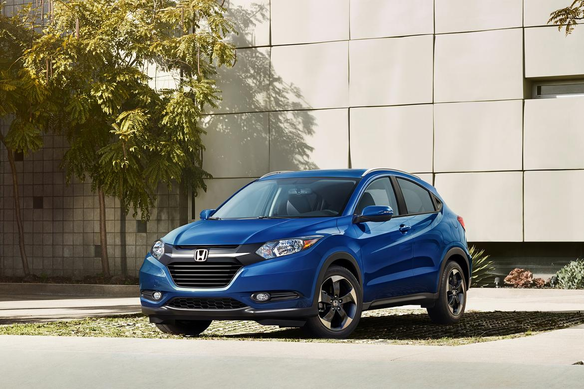 2018 Honda HR V Gets Small Updates Price Hike To Match