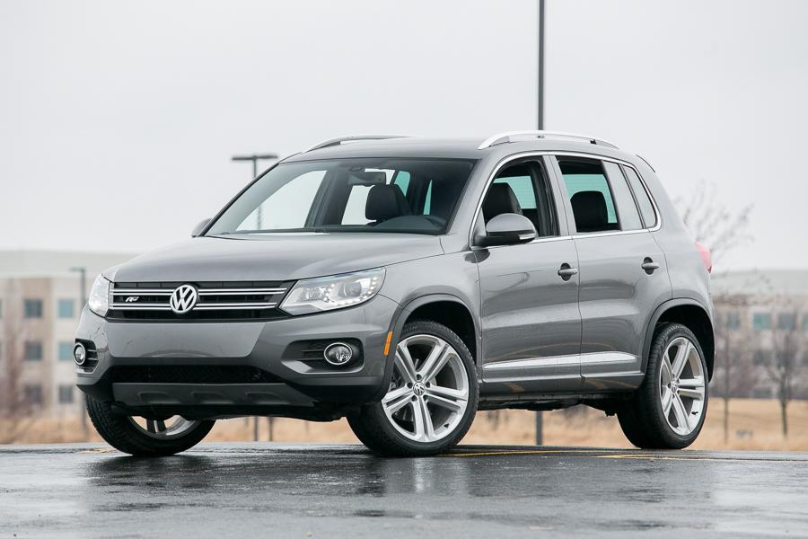2015 Volkswagen Tiguan - Our Review | Cars.com
