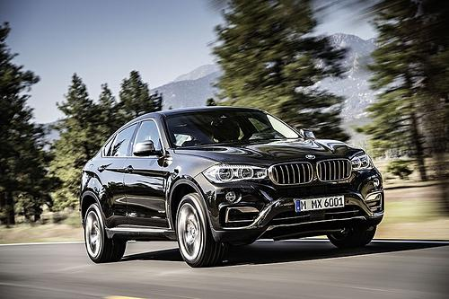 2015 Bmw X6 First Look News Cars Com