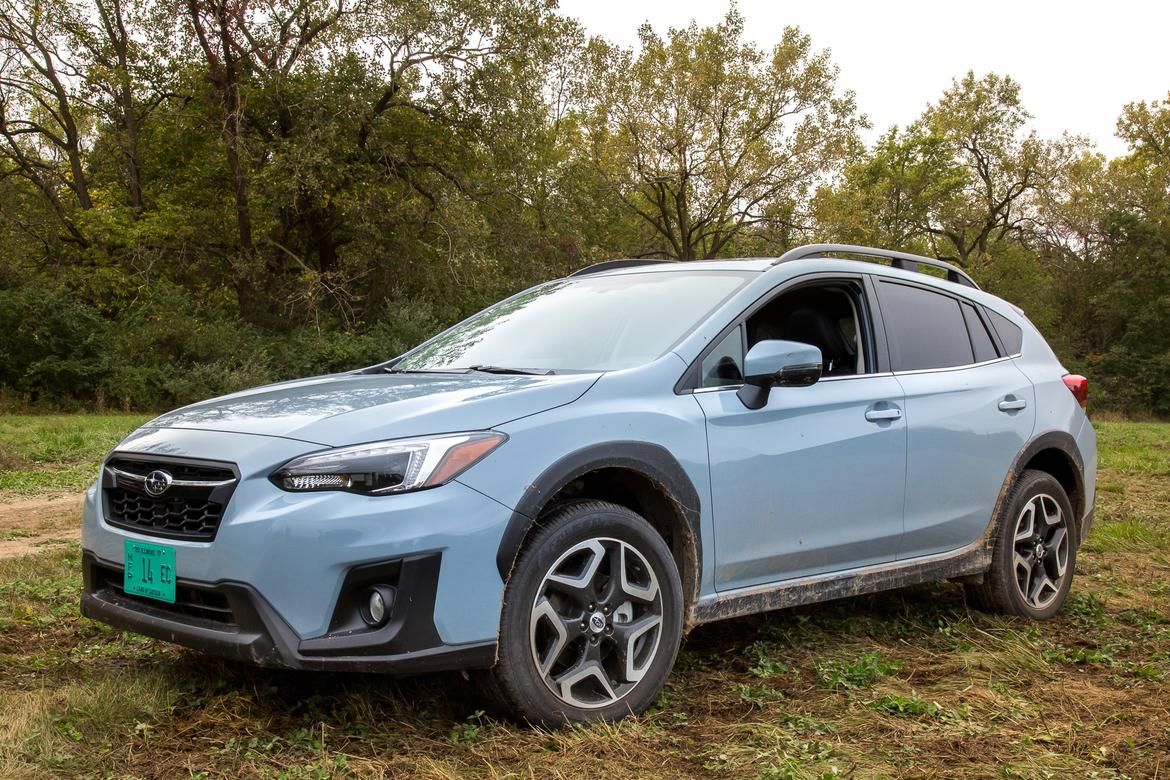 2018 subaru crosstrek our review. Black Bedroom Furniture Sets. Home Design Ideas