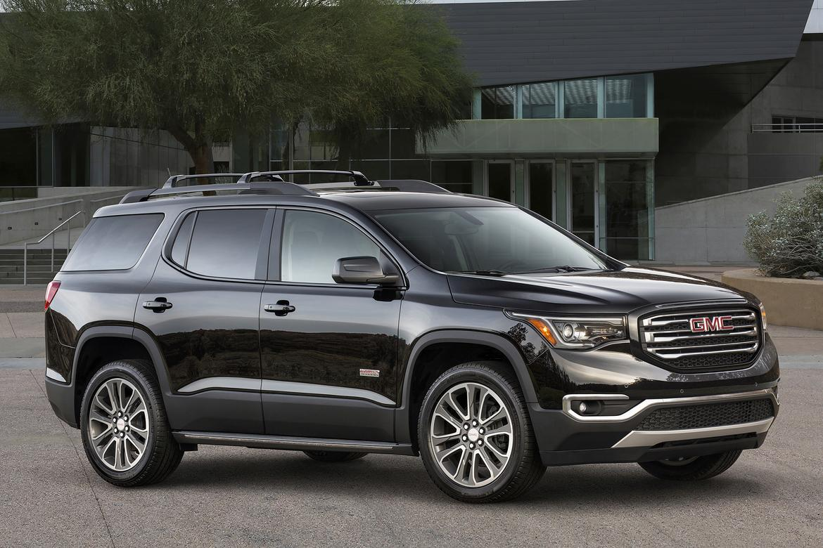 2018 Gmc Acadia All Terrain Oem Jpg
