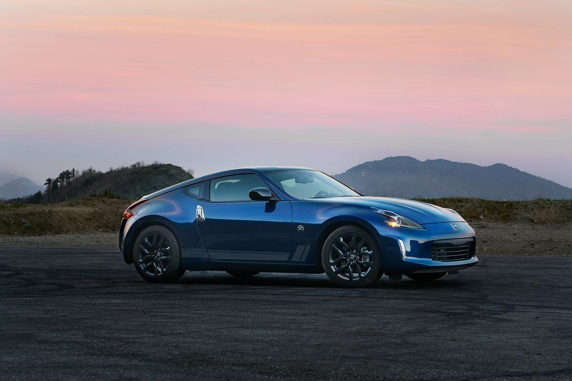 Nissan Tweaks 2019 370z Models Prices Carry Over News Cars Com