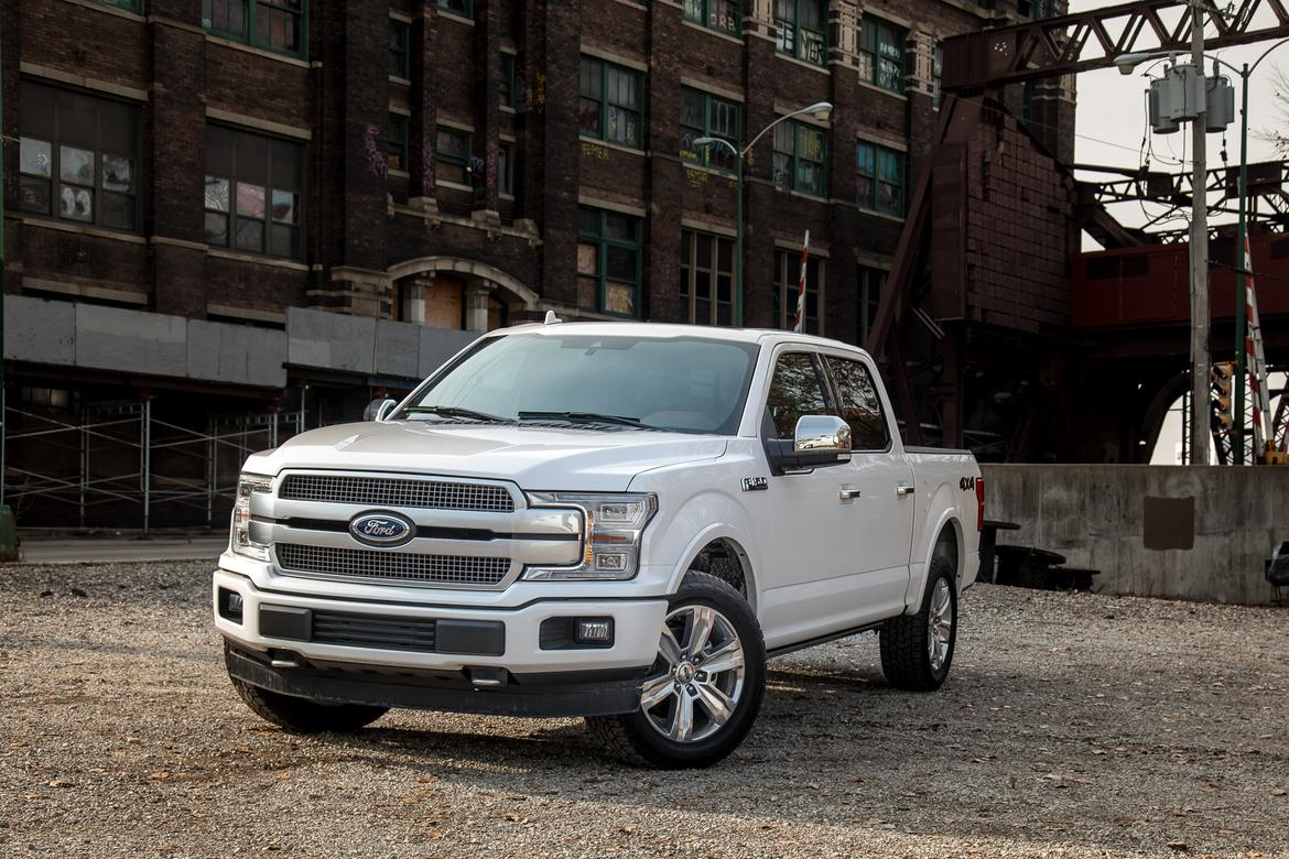 2018 Ford F 150 Review Small Improvements Are Actually Ones