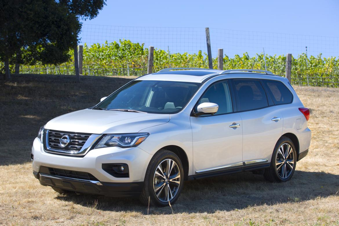 nissan pathfinder sport utility models, price, specs, reviews