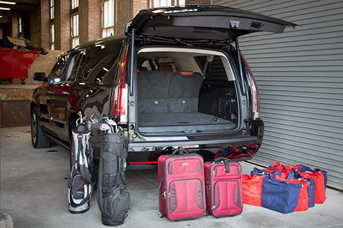 2015 Cadillac Escalade ESV Real-World Cargo Space | News ...