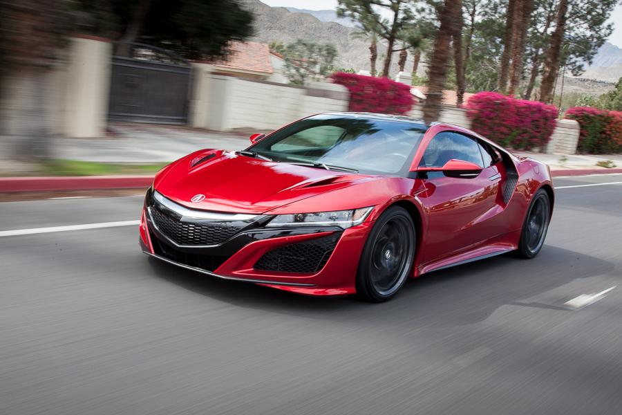 2017 acura nsx our review. Black Bedroom Furniture Sets. Home Design Ideas