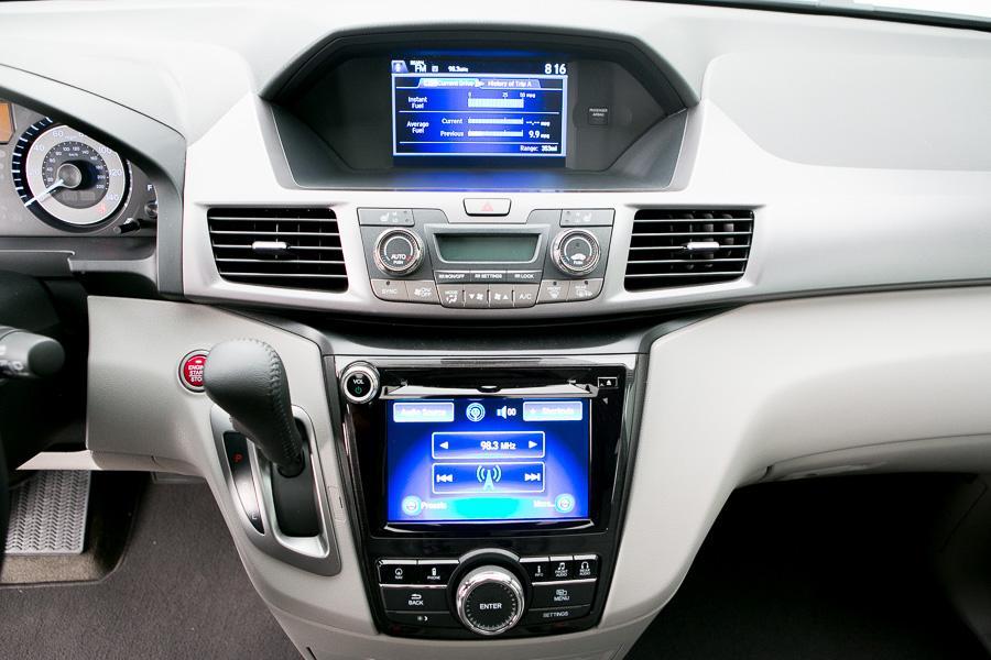 2015 Honda Odyssey Our Review Cars Com
