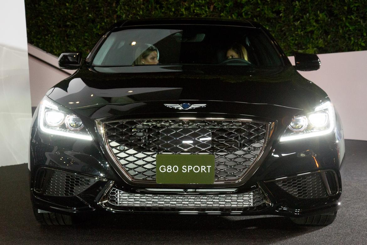 Beautiful 2018 Genesis G80 33T Sport Review First Impressions