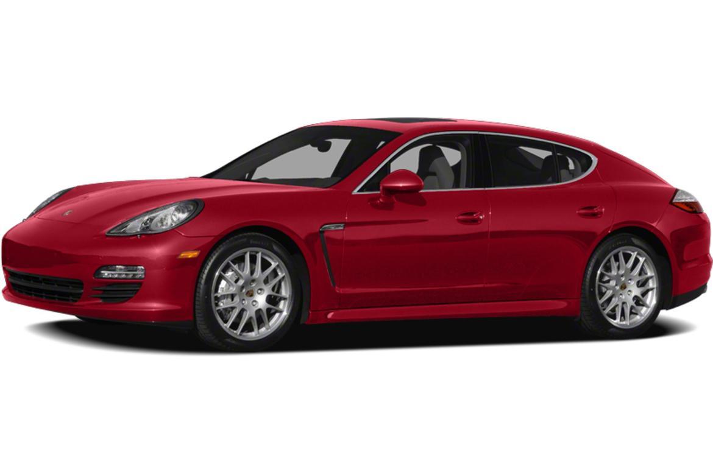 2012 porsche panamera overview | cars