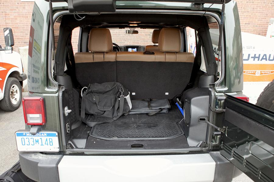 2013 jeep wrangler our review. Black Bedroom Furniture Sets. Home Design Ideas