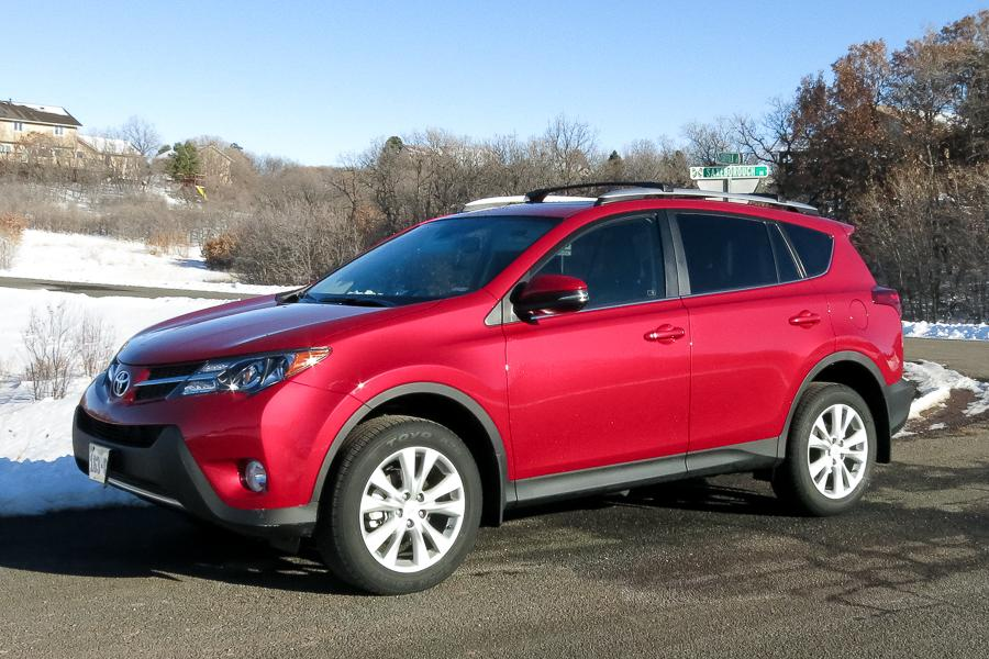 2015 toyota rav4 our review. Black Bedroom Furniture Sets. Home Design Ideas