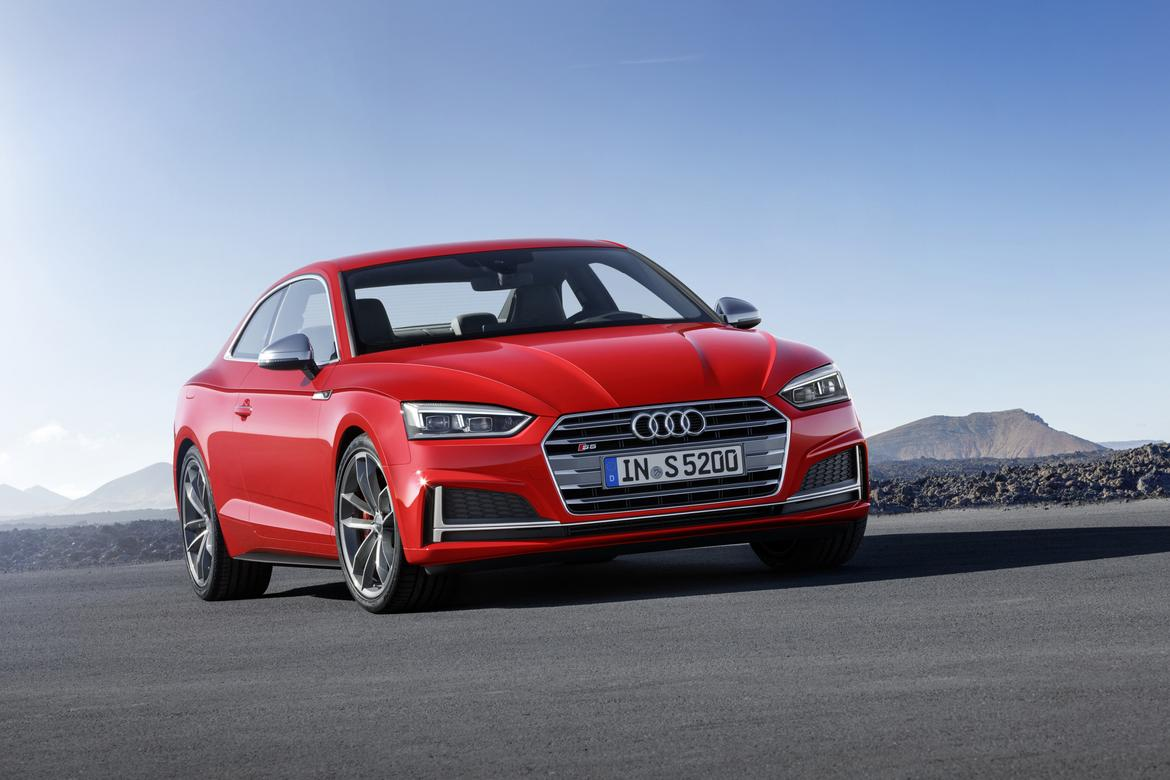 2018 Audi A5 and S5 Preview | News | Cars.com