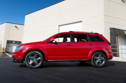 2015 Dodge Journey Crossroad >> 2014, 2015 Dodge Journey Crossroad Pros and Cons | News