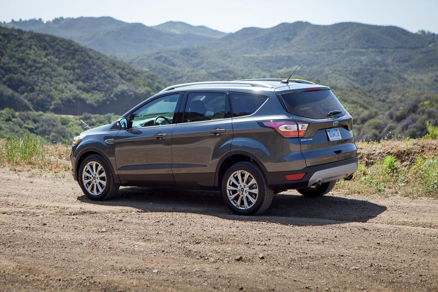 2017 ford escape our review. Black Bedroom Furniture Sets. Home Design Ideas