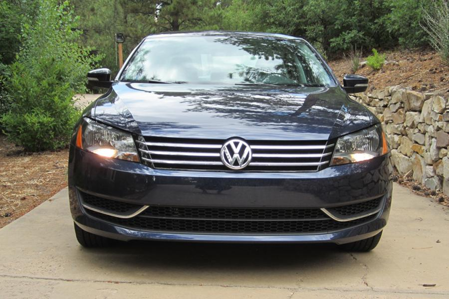 2013 volkswagen passat our review. Black Bedroom Furniture Sets. Home Design Ideas