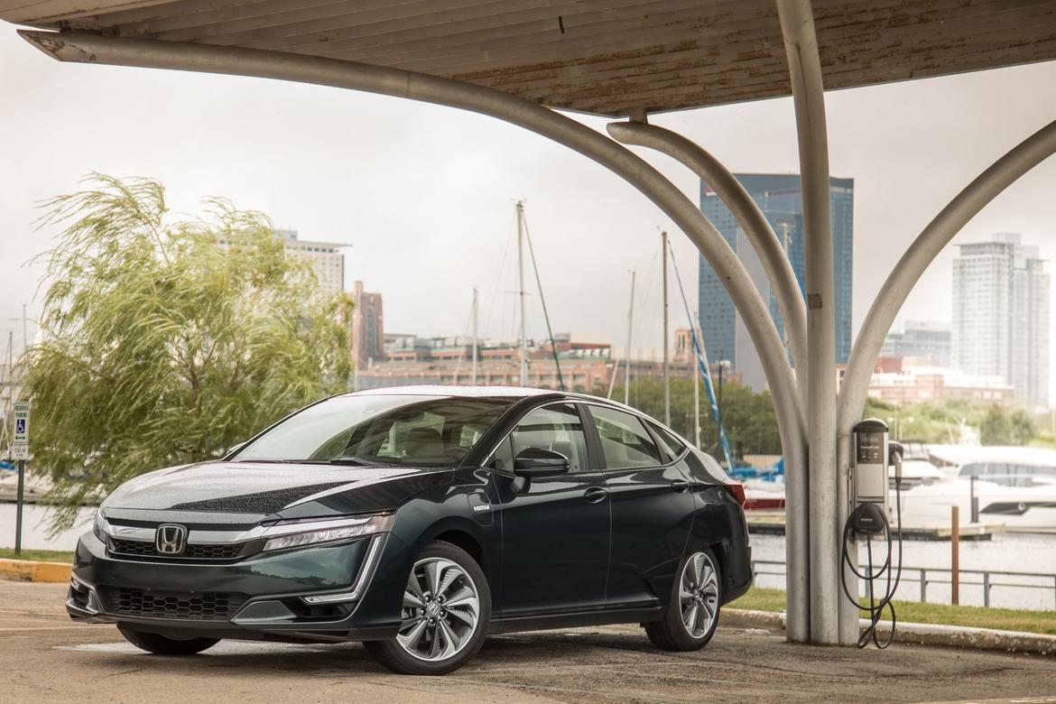 Eco Friendly Car Of The Year 2019 Honda Clarity Plug In Hybrid