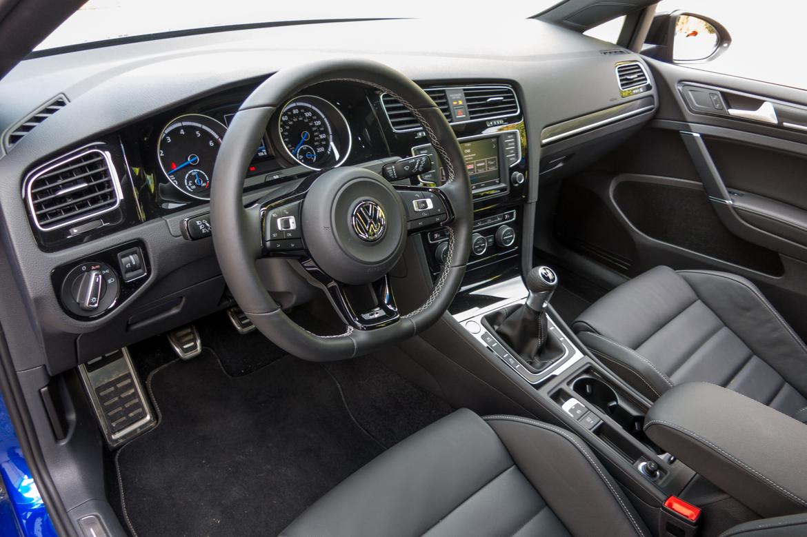 2017 Volkswagen Golf R Our Review