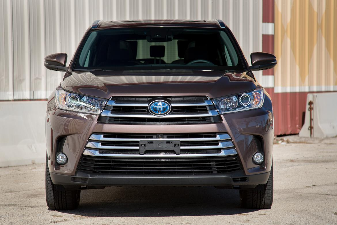 2017 Toyota Highlander Hybrid Our View