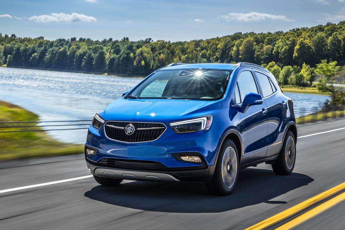 Buick - Latest models: Pricing, MPG, and Ratings | Cars.com