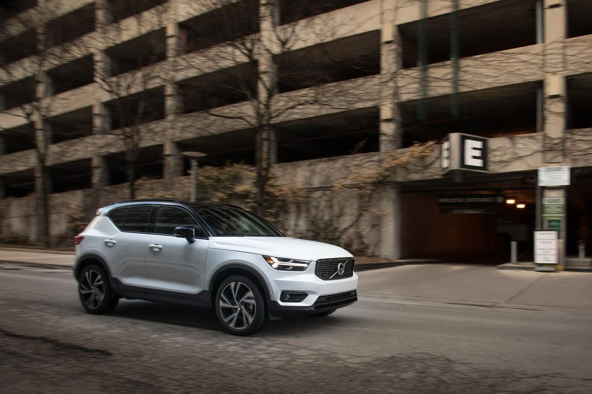 2019 Volvo XC40 Review: Premium Without Pretense