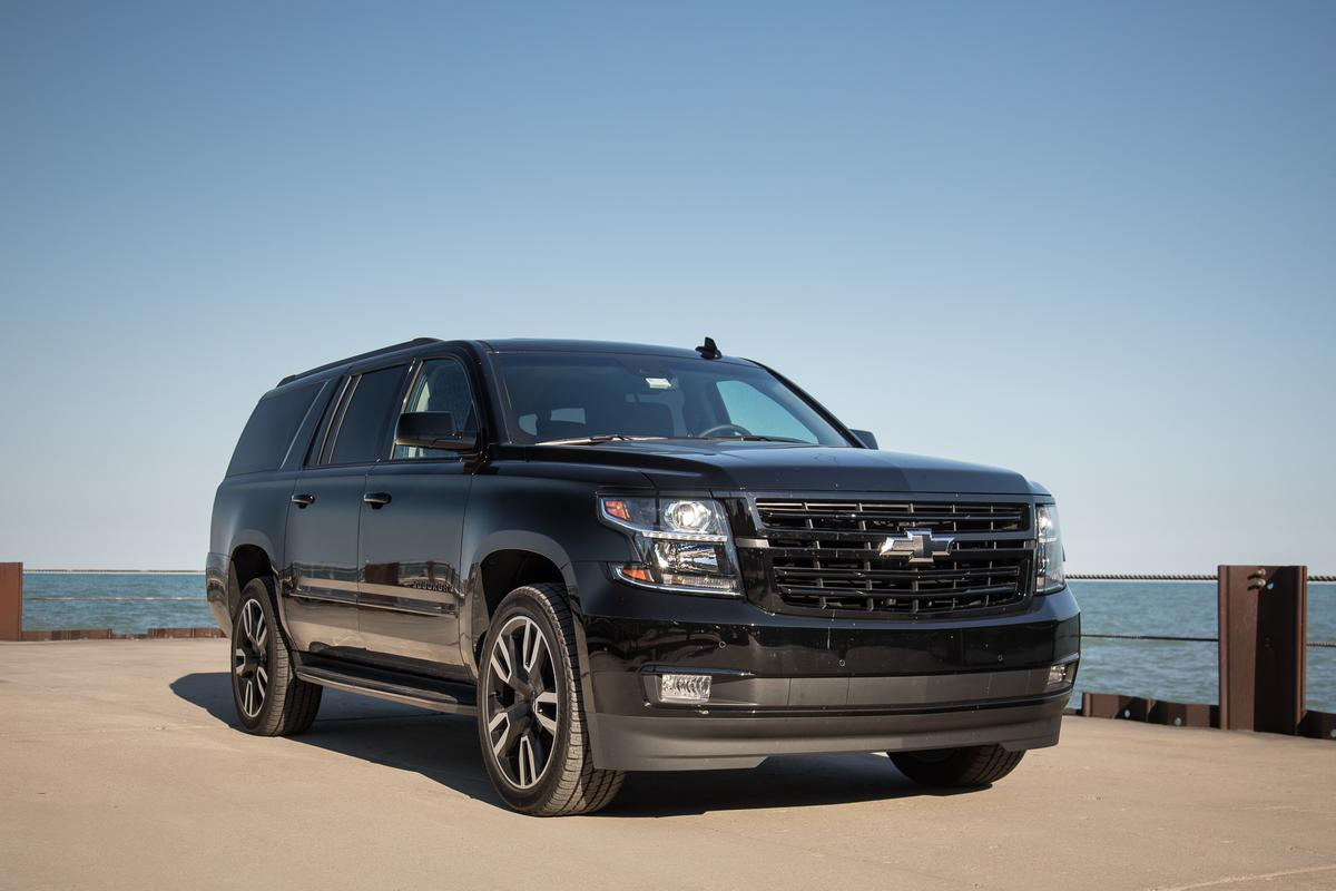 2019 Chevrolet Suburban Review: More Power Makes the Heart Grow Fonder
