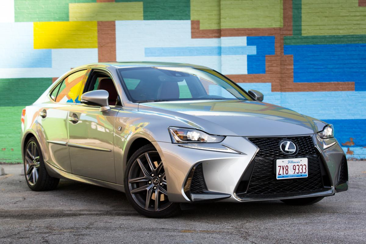 2017 Lexus IS 350: Our View