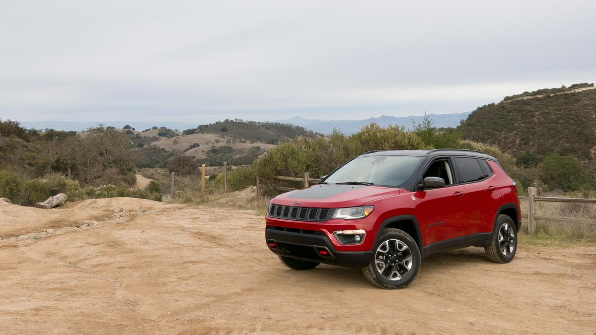 2017 Jeep Compass: Our View