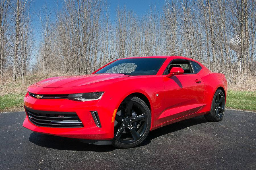 Our View: 2017 Chevrolet Camaro