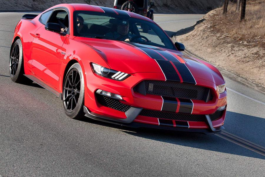 Our View: 2017 Ford Shelby GT350