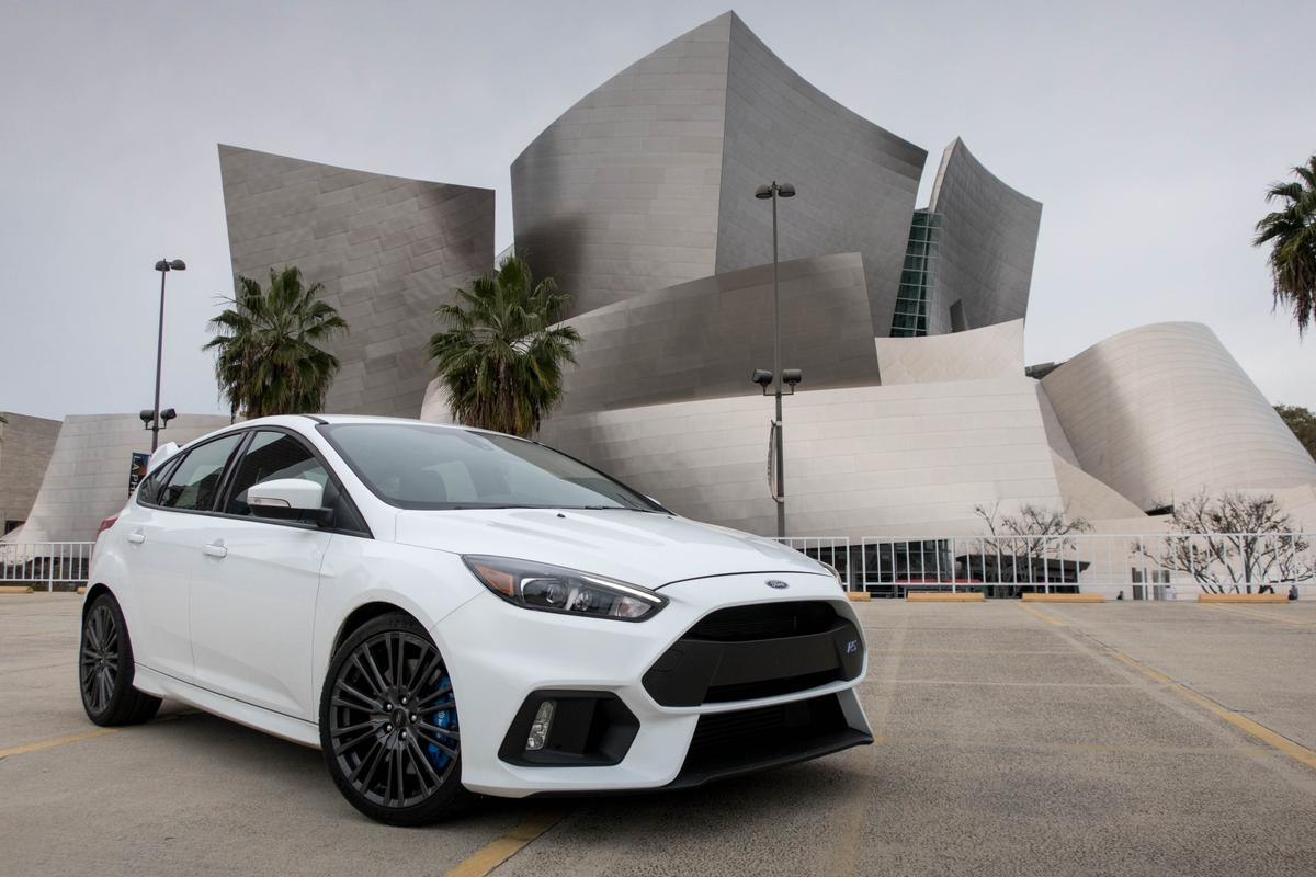 2017 Ford Focus RS: Our View