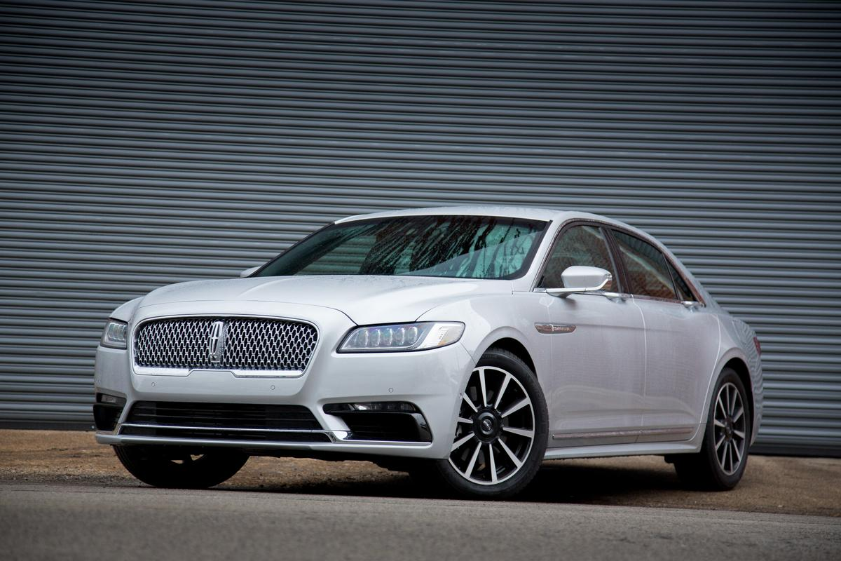 Lincoln Latest Models Pricing Mpg And Ratings Cars Com