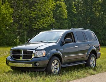 Our view: 2009 Dodge Durango Hybrid
